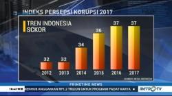 Indeks Persepsi Korupsi Indonesia Tak Membaik