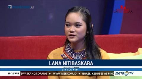 Lana, Penyanyi Jazz Muda Bersuara Emas