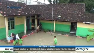 Terendam Banjir, 15 SD di Bojonegoro Diliburkan