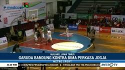 Kalahkan Bima Perkasa, Garuda Rebut Tiket <i>Play-Off</i> IBL 2018