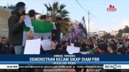 Aksi Demonstran Kecam Sikap Diam PBB atas Krisis Ghouta Timur