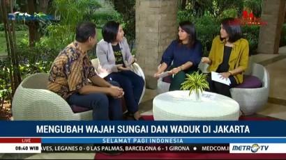 Mengubah Wajah Sungai dan Waduk di Jakarta (3)