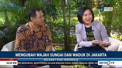 Mengubah Wajah Sungai dan Waduk di Jakarta (4)