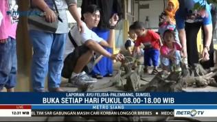Berakhir Pekan di Palembang Bird Park