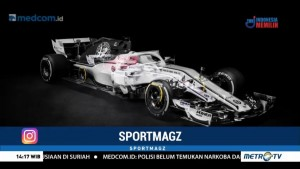 Peluncuran Mobil Baru Tim F1