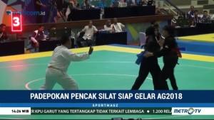 Padepokan Pencak Silat Siap Gelar Asian Games 2018