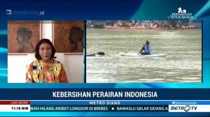 Menteri Susi akan Kawal Pembersihan Seluruh Danau di Jakarta