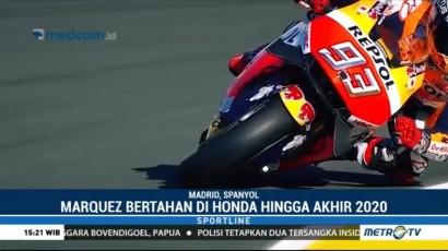 Marc Marquez Perpanjang Kontrak Bersama Repsol Honda