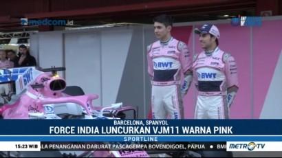 Empat Tim F1 Resmi Luncurkan Mobil Baru