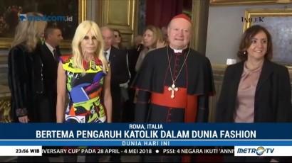 Pengaruh Katolik dalam Dunia Fesyen