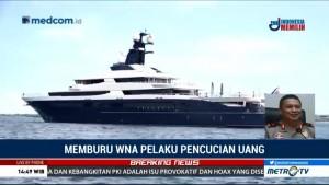 Kronologi Penangkapan Kapal Equanimity di Tanjung Benoa
