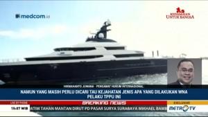 Kapal Equanimity Dibeli dengan Uang Hasil Korupsi di Malaysia