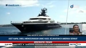 Polisi Telah Periksa Delapan Kru Kapal Equanimity Kemarin