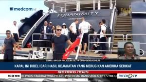 Polri akan Gandeng PPATK untuk Telusuri Aset Pemilik Kapal Equanimity