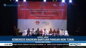Kemensos Salurkan Dana PKH Sebesar Rp89 M untuk Warga Kota Bogor