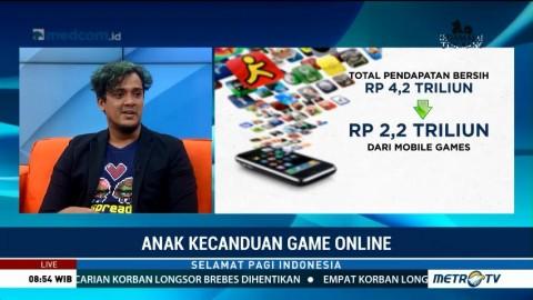 Anak Kecanduan <i> Game Online </i> (3)