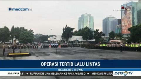 Polda Metro Gelar Operasi Keselamatan Jaya