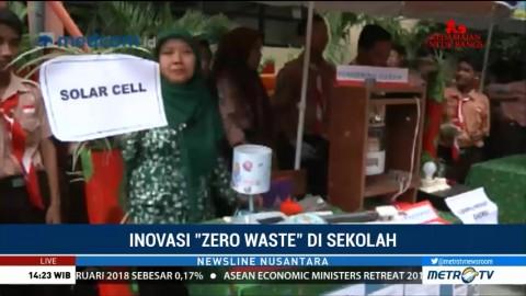 SMPN 41 Surabaya Ajarkan Muridnya Cara Mengolah Sampah