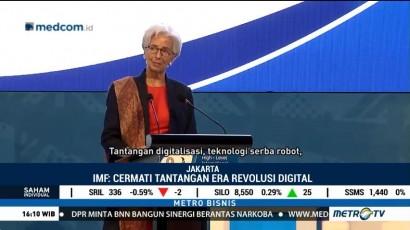 IMF Puji Perkembangan Ekonomi Indonesia dan ASEAN