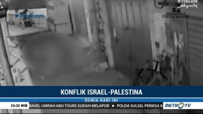 Beredar Video Tentara Israel Menyiksa Warga Palestina Hingga Tewas