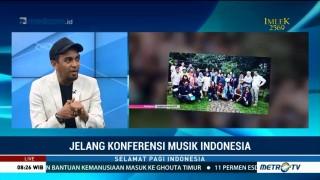 Persiapan Jelang Konferensi Musik Indonesia (1)