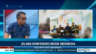 Persiapan Jelang Konferensi Musik Indonesia (2)