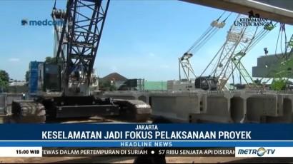 Pembangunan Tol Becakayu Dilanjutkan