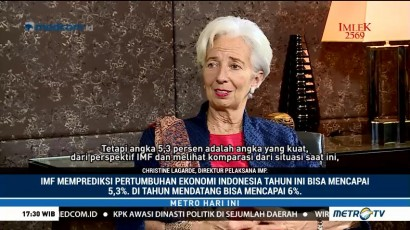 Tantangan Ekonomi Indonesia di Mata IMF