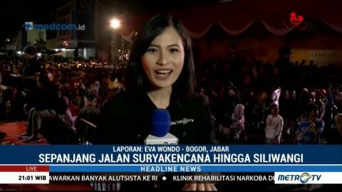 Parade Kebudayaan dari 8 Provinsi Ramaikan Perayaan Cap Go Meh di Bogor