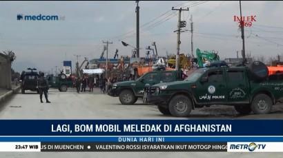 Bom Mobil di Afghanistan Tewaskan Seorang Gadis Kecil