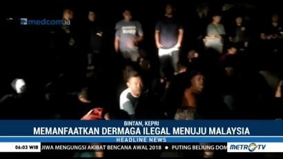 TNI Gagalkan Rencana Pengiriman 27 TKI Ilegal ke Malaysia
