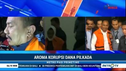 Aroma Korupsi Dana Pilkada