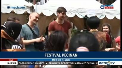 Pemprov DKI Gelar Festival Pecinaan 2018