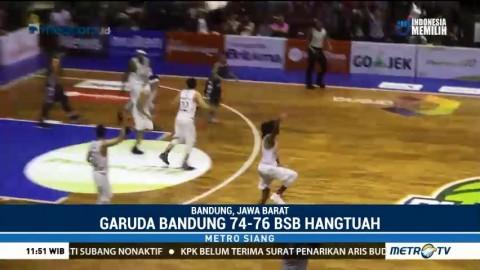 Hangtuah Sumsel Bungkam Garuda Bandung 76-74