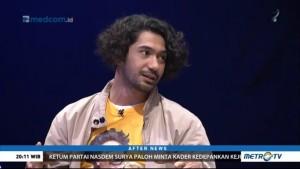 Reza Rahadian Adu Pantun dengan Surya Dini