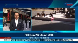 Berbagai Persiapan Dilakukan Jelang Piala Oscar