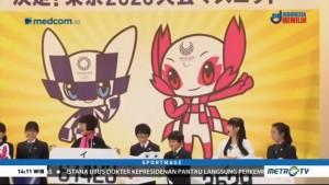 Inilah Maskot Olimpiade dan Paralimpiade Tokyo 2020