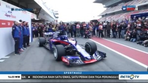 Penampakan Mobil-mobil Baru untuk F1 2018