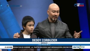 Inspirasi Deddy Corbuzier: Talk With Deddy (4)
