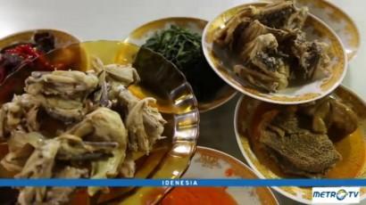 Ini Rumah Makan Ayam Pop Pertama di Indonesia