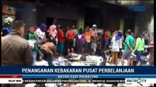 Pemkab Gorontalo Segera Relokasi Pedagang Korban Kebakaran Pusat Perbelanjaan