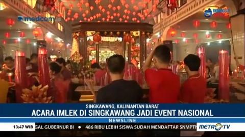 Kemeriahan Perayaan Cap Go Meh di Singkawang
