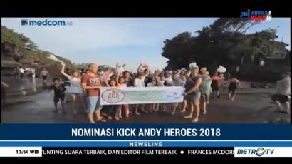 Pencetus Bye-bye Plastic Bags Jadi Nominator Kick Andy Heroes