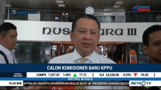 DPR Segera <i>Fit and Proper Test</i> Calon Komisioner KPPU