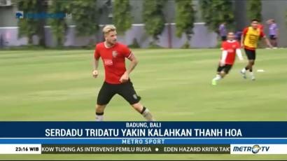 Bali United Mencari Kemenangan Perdana di Piala AFC 2018