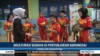 Akulturasi Budaya di Pertunjukan Barongsai