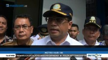 Menhub Tinjau Uji KIR Gratis Taksi di Tangerang
