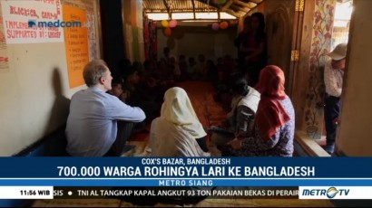 PBB: Pembersihan Etnis Rohingya Masih Berlanjut