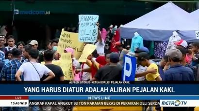 Trotoar Jakarta untuk Siapa? (2)