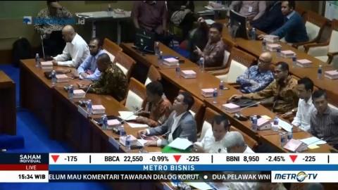 Komisi VII-Kementerian ESDM Gelar RDP Bahas Smelter dan Divestasi Freeport